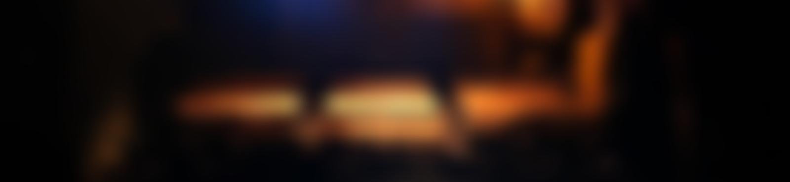 Blurred zuschauerraum