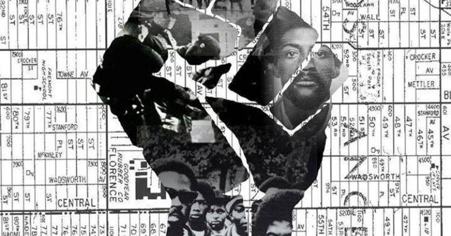 how mlk and the black panthers Marvel's newest superhero movie black panther is about what it means to be  black in  pacifist vision of civil rights leaders like martin luther king jr and  lewis.