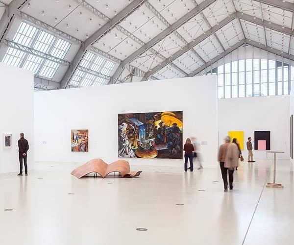 deichtorhallen hamburg halle f r aktuelle kunst ask helmut besser ausgehen in berlin. Black Bedroom Furniture Sets. Home Design Ideas