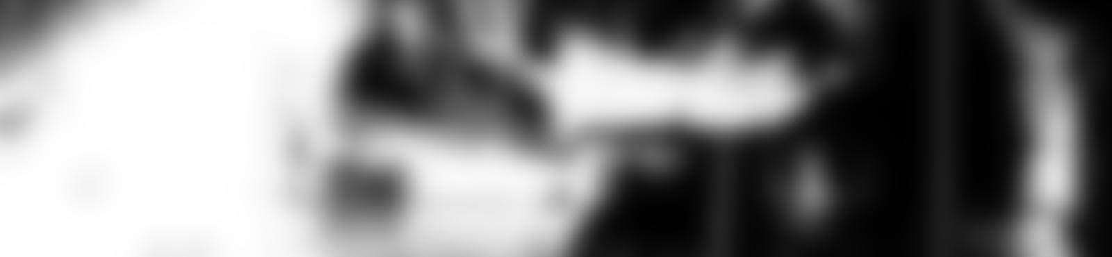Blurred bar tausend