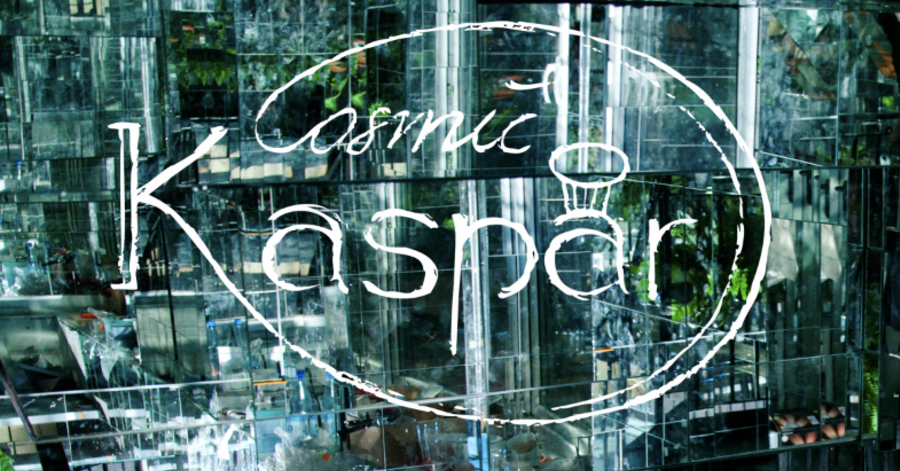 Cropped cosmic kaspar