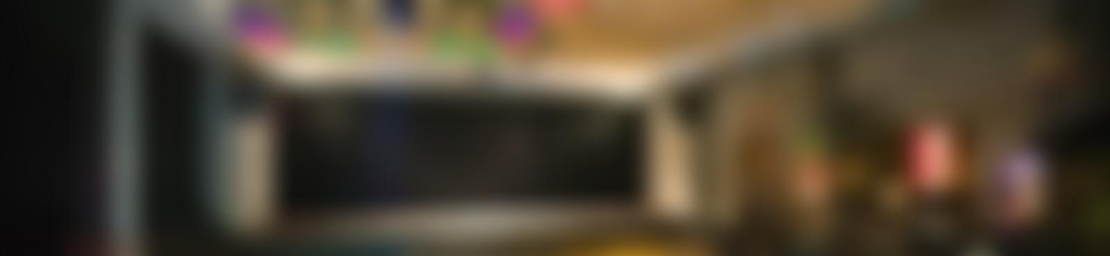 Blurred kantine am berghain
