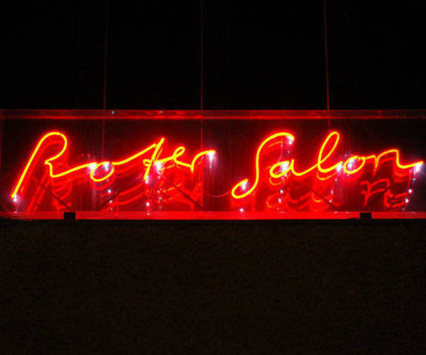 Web roter salon